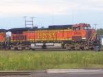 BNSF 5495
