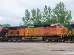 BNSF 5505