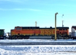 BNSF 5699