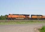 BNSF 5870
