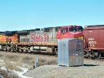 BNSF 599