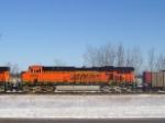 BNSF 6063