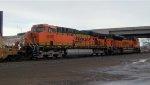 BNSF 6099