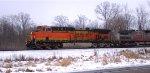 BNSF 611