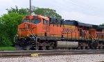 BNSF 6158