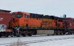 BNSF 6192