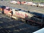 BNSF 636