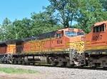 BNSF 684