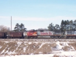 BNSF 699
