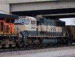 BNSF 9678