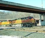 BNSF 7664