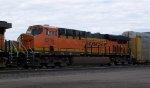 BNSF 8205