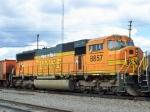 BNSF 8857