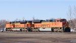 BNSF 9295