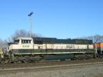BNSF 9527