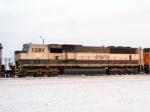 BNSF 9570