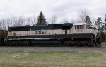 BNSF 9762