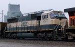 BNSF 9763