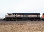 BNSF 9832