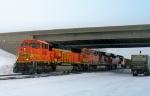 BNSF 9989