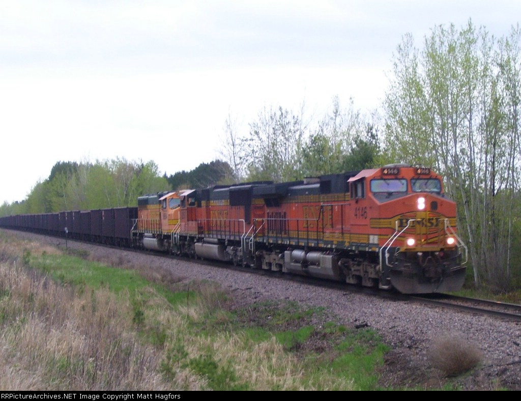 BNSF 4146