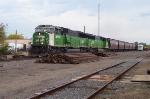 BNSF 9261