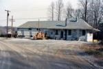 Clinchfield Depot at Marion, NC
