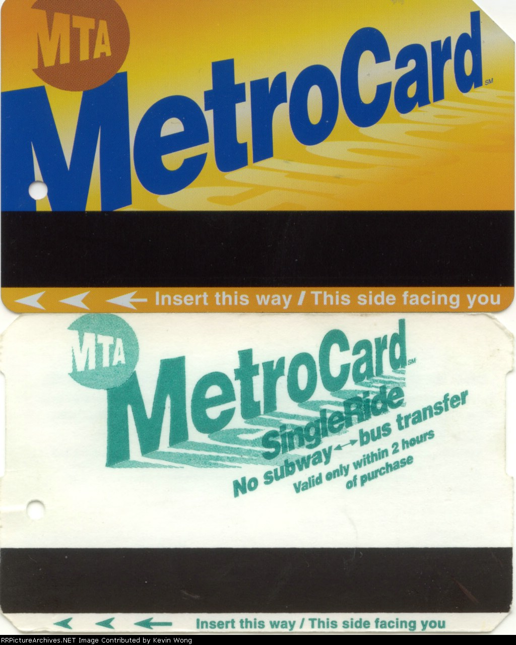 MetroCard-basic and Single Ride