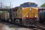 WB CSX coal train heading back west for loading