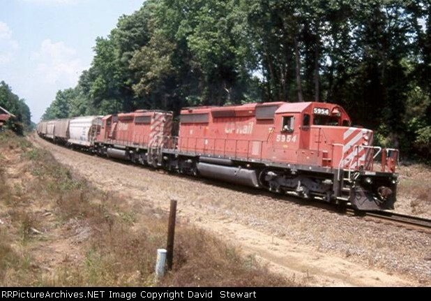 K832/CP 5954