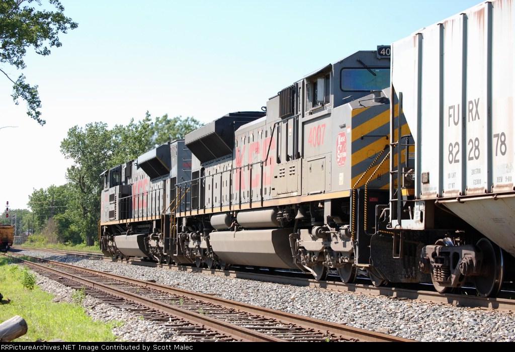 KCS 4026 & 4007