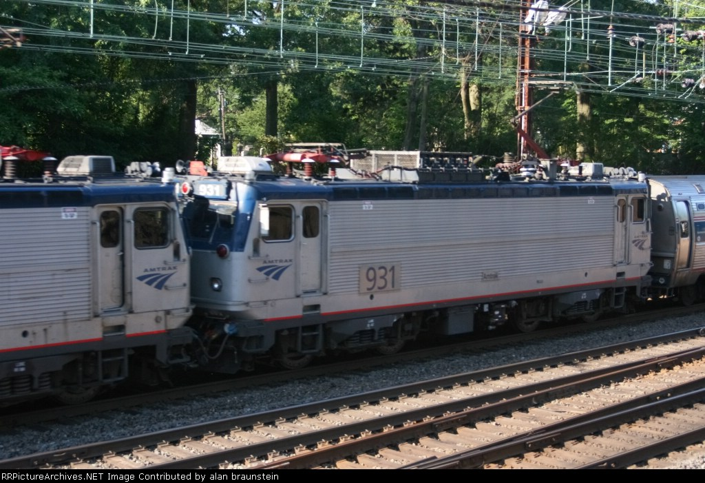 amtrack double header part 2