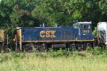 CSX 1149 on NB freight