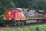 CN 2587 on Q608