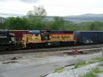 CSX 2404 heads to scrap
