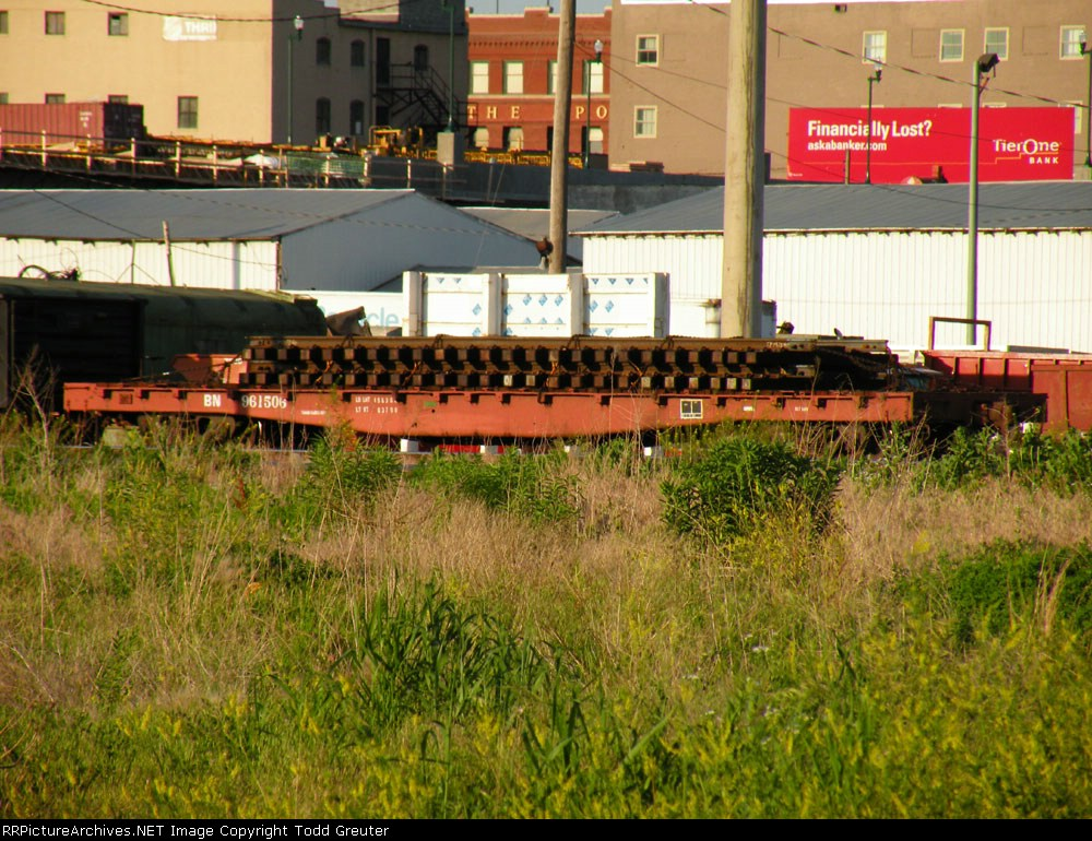 BN 961506 w/ track section load