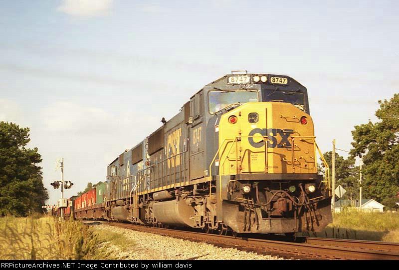 CSXT'S Nashville Division S&NA North Sub