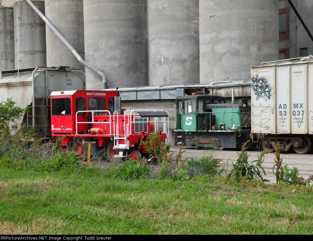 Grain Elevator Critters