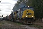CSX 4685 heading northbound