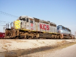 KCS Locomotives