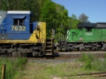 EMD meets GE