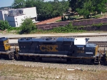 CSX 2692 at Hulsey yard