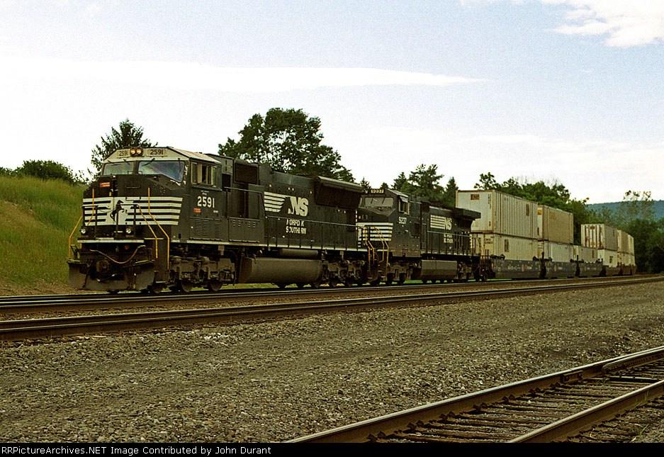 NS 2591 on 24V