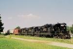 TSRR Train 102