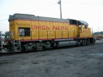 UPY 693 in the yard
