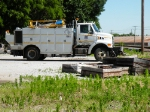 UP 64895 HiRail MoW Truck