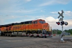 BNSF 6134 and BNSF 6044