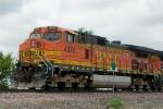 BNSF 4978