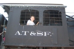 Bub with ATSF 1139