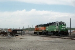 BNSF 3132 and BNSF 2177